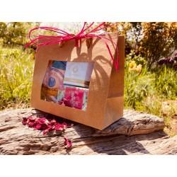 Coffret Cadeau à la Rose -...